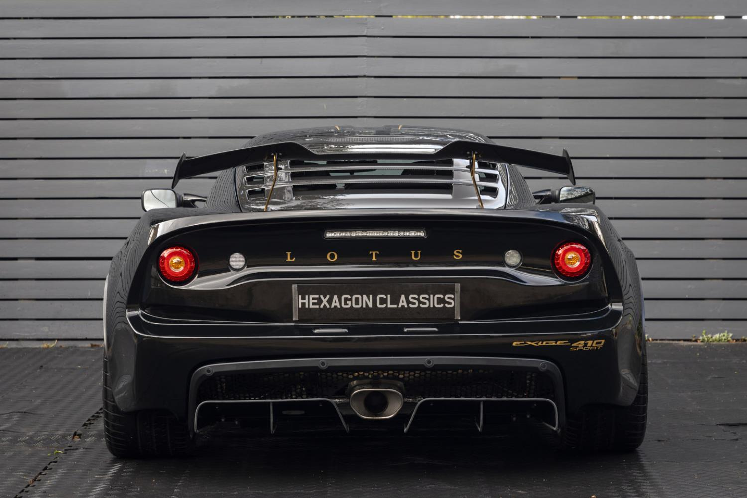 Lotus Exige Sport 410 Coupe New Hexagon Classic And