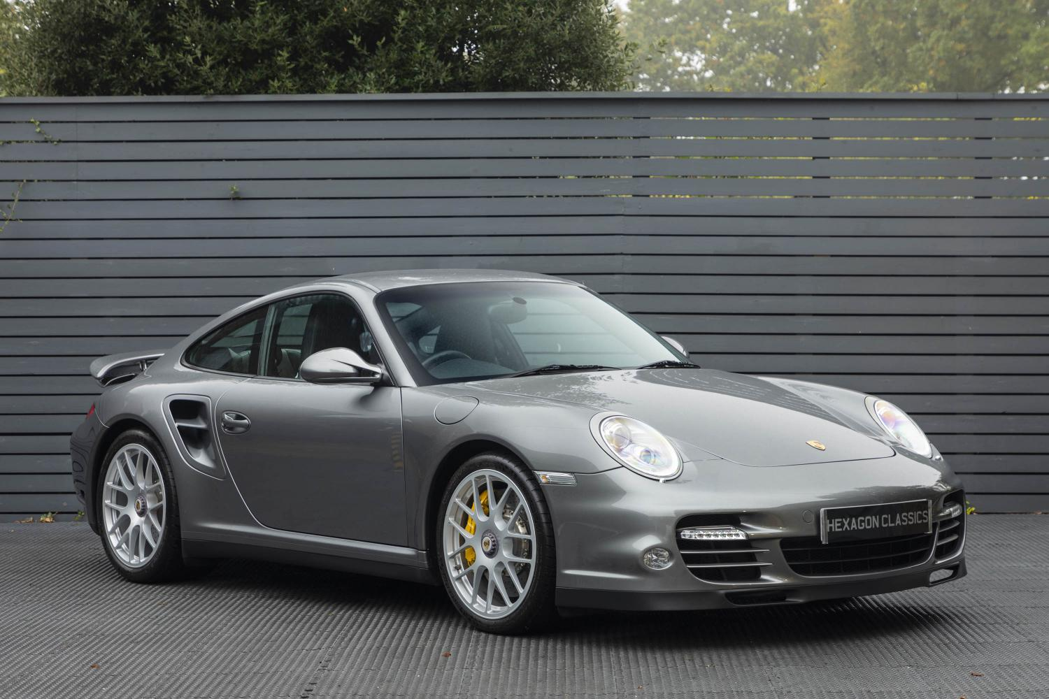 Porsche 911 997 Turbo S Coupe 2011 Hexagon Classic And Modern Cars