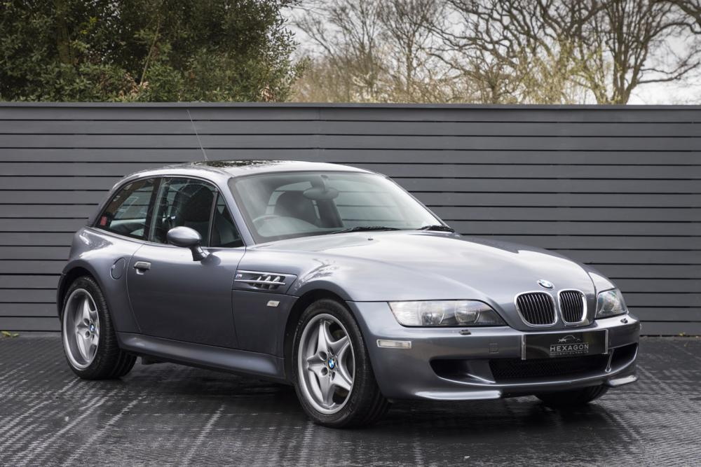 Bmw Z3m Coupe S54 2002 Hexagon Classic And Modern Cars