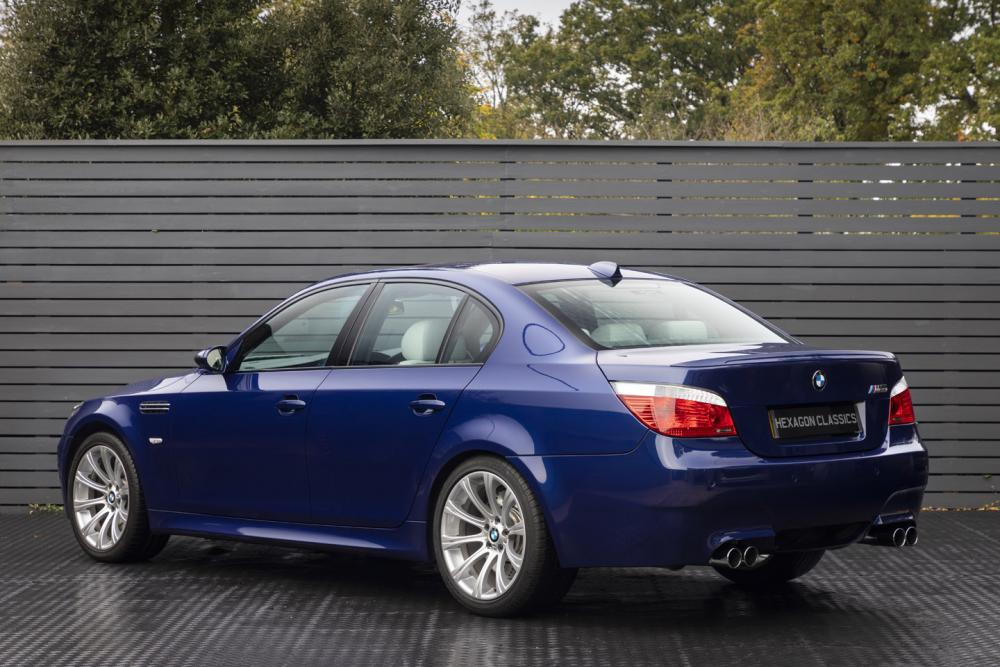 Pre Owned Cars >> BMW M5 (E60) SALOON, 2005 | Hexagon, Classic and Modern Cars
