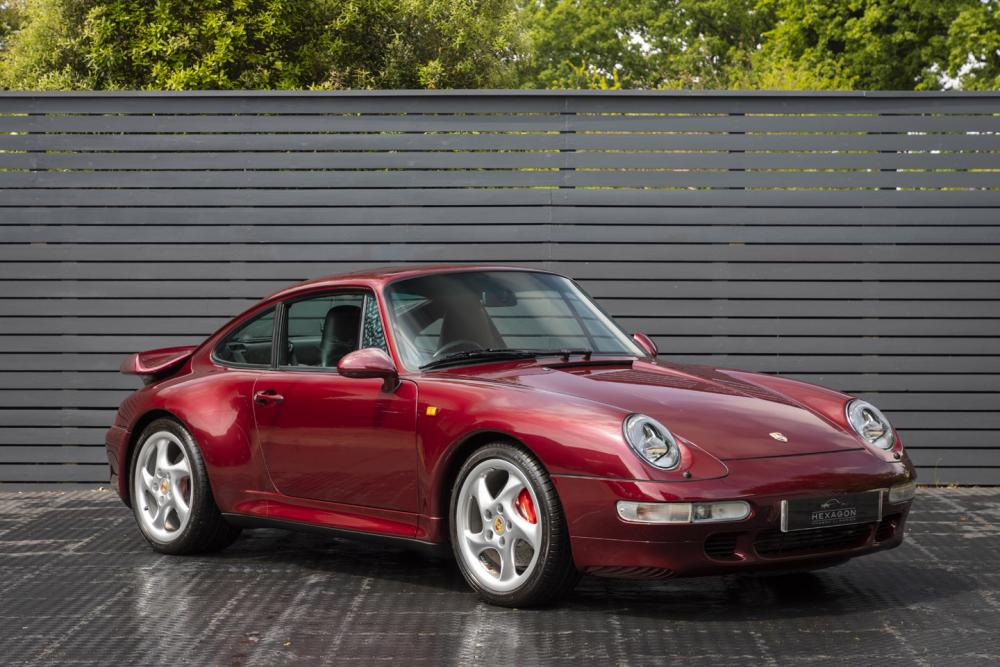 Mercedes Benz Austin >> PORSCHE 911 (993) TURBO, 1995 | Hexagon, Classic and ...