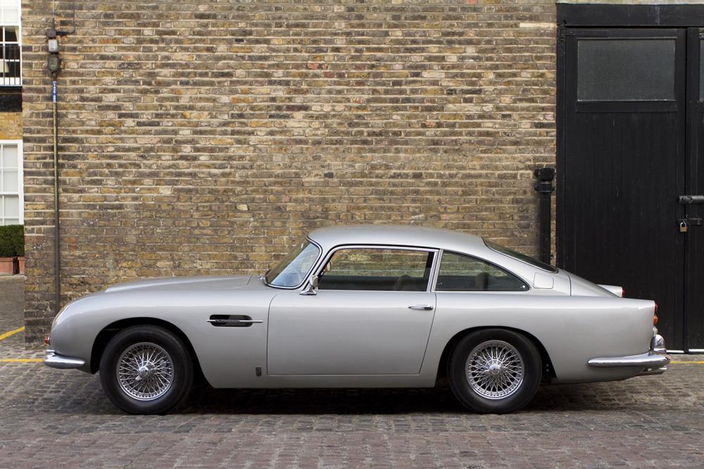 1965 Aston Martin Db5 Vantage Hexagon Classic And Modern Cars