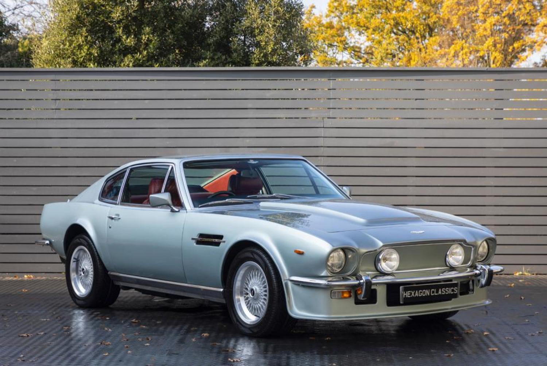Aston Martin V8 Vantage Manual 1984 Hexagon Classic And Modern Cars