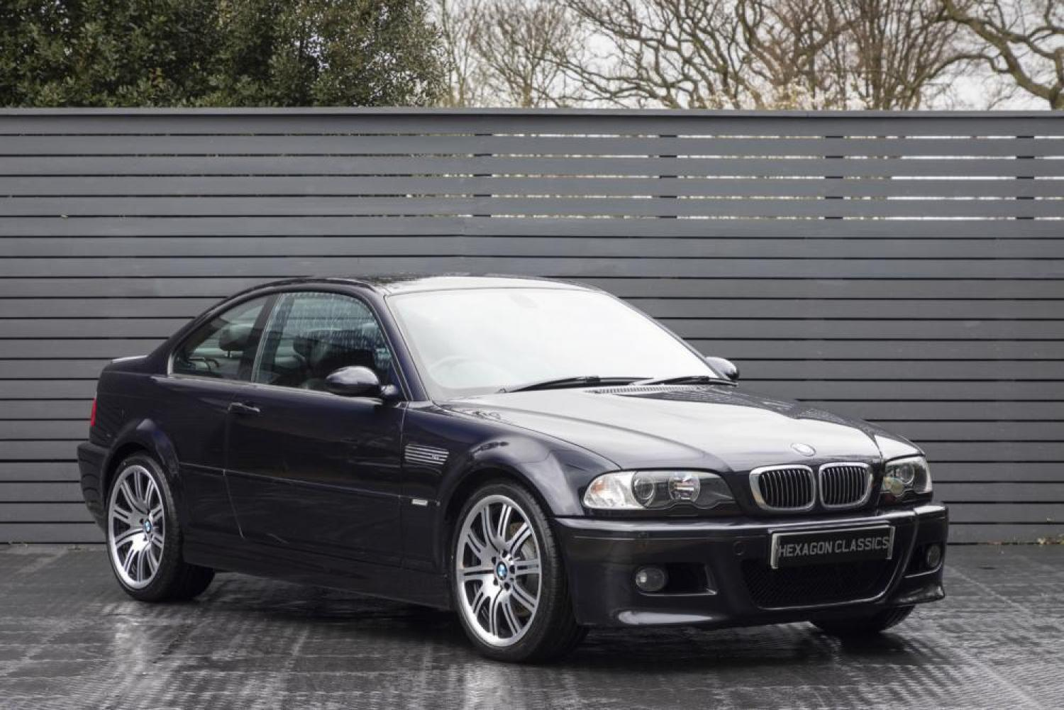 Bmw M3 E46 Coupe 2005 Hexagon Classic And Modern Cars