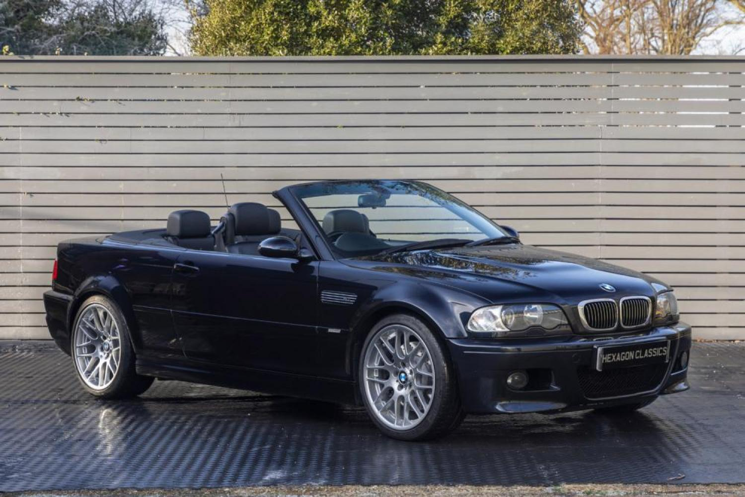 Bmw M3 Convertible Cs Upgrades E46 Smg 2006 Hexagon Classic And Modern Cars