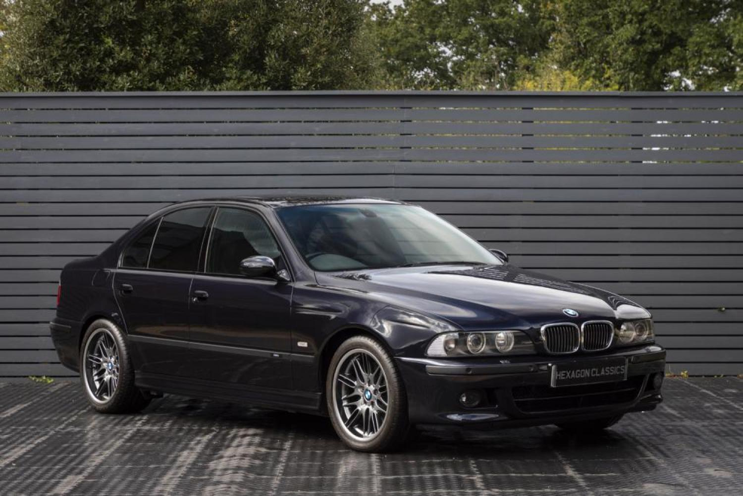 Bmw M5 E39 Saloon 2001 Hexagon Classic And Modern Cars