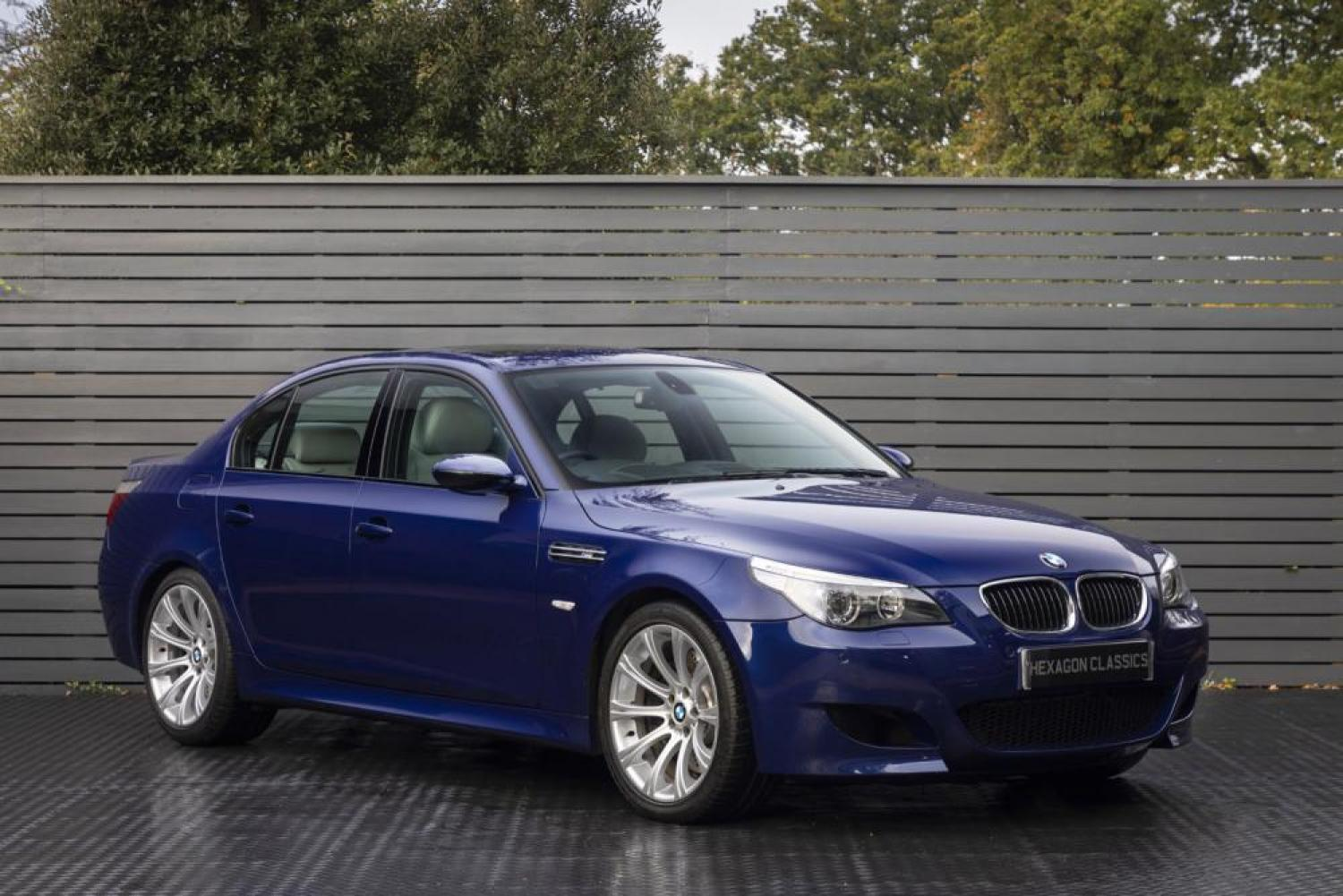 Bmw M5 E60 Saloon 2005 Hexagon Classic And Modern Cars