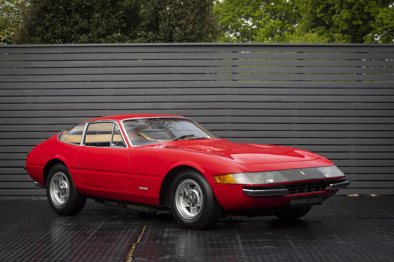 1:87 bs-design Resin Ferrari 356 GTB 4 Daytona